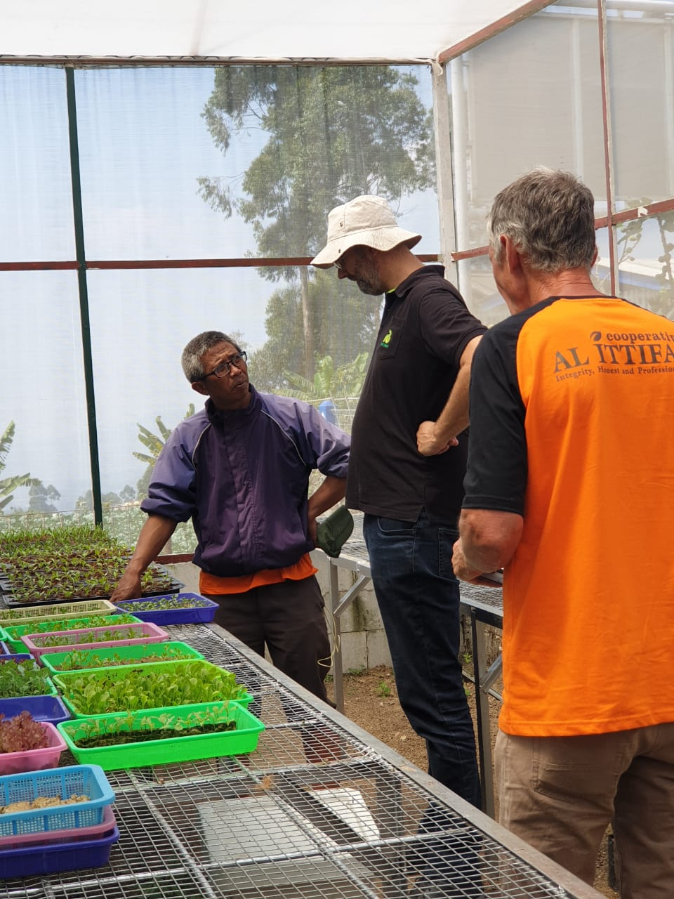 Improving the availability of fresh vegetables in Bandung, Indonesia