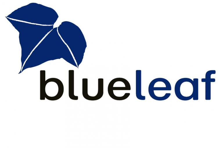 Logo blueleaf